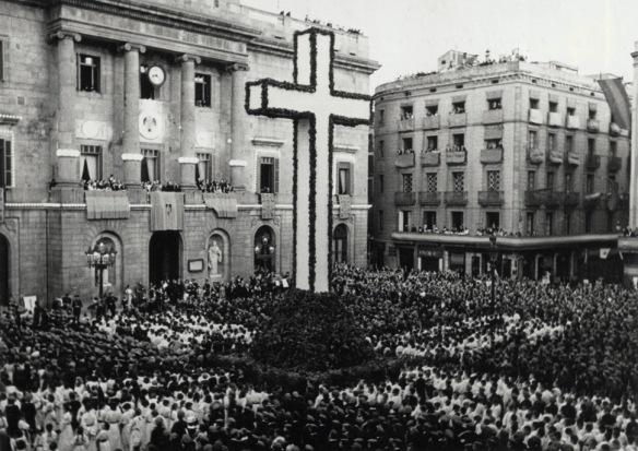confirmación en barceona 1939