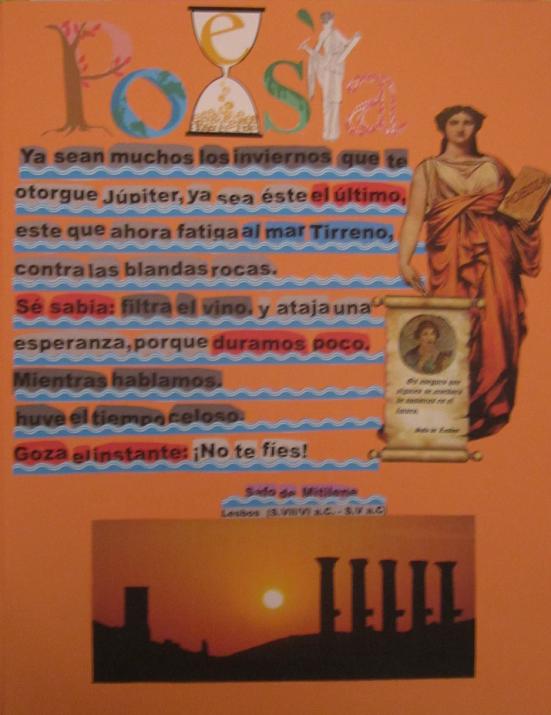 Collage de Mª Jesús Mandianes